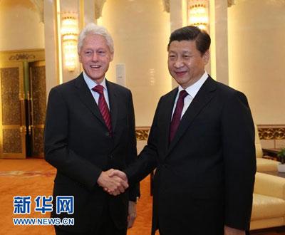 克林顿告诫中国勿走美国老路 房地产不靠谱 - 和蔼一郎 - 和蔼一郎