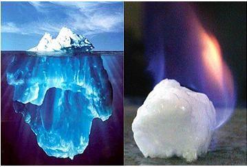 中国首次钻获可燃冰 储量约合1500亿m?天然气 - 罗氏闲人 - 罗氏闲人博客