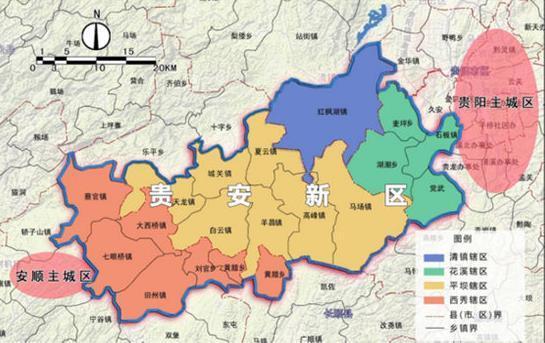 """西咸、贵安上升为""""国家级"""" 中国已有8大新区(名单) - shmhysmwx - sxx的博客"""