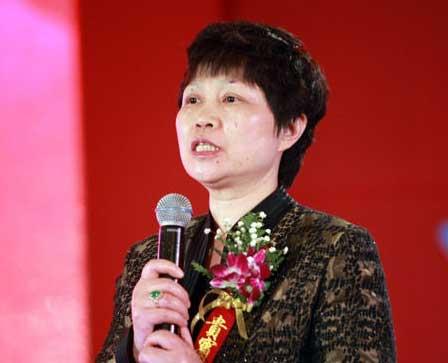 中国民生银行纪委书记吴透红(图片来源:和讯)