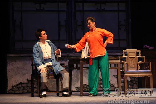 北京曲剧团 骆驼祥子 全国巡演百场历史首次