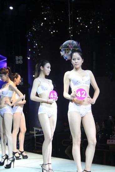 沈阳音乐学院,哈尔滨模特协会