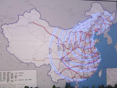 中国下月动工建设泛亚高铁