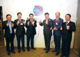 绿地集团成功登陆香港资本市场