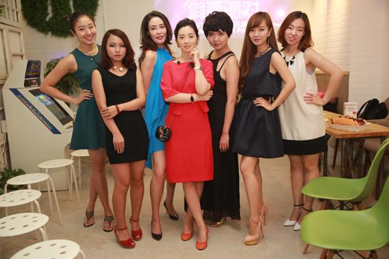 现在girlup社群中已经拥有上千名美女创业者!