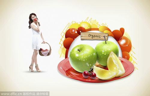 一周水果减肥食谱 秋季润燥养颜又瘦身_吃西瓜减肥吗
