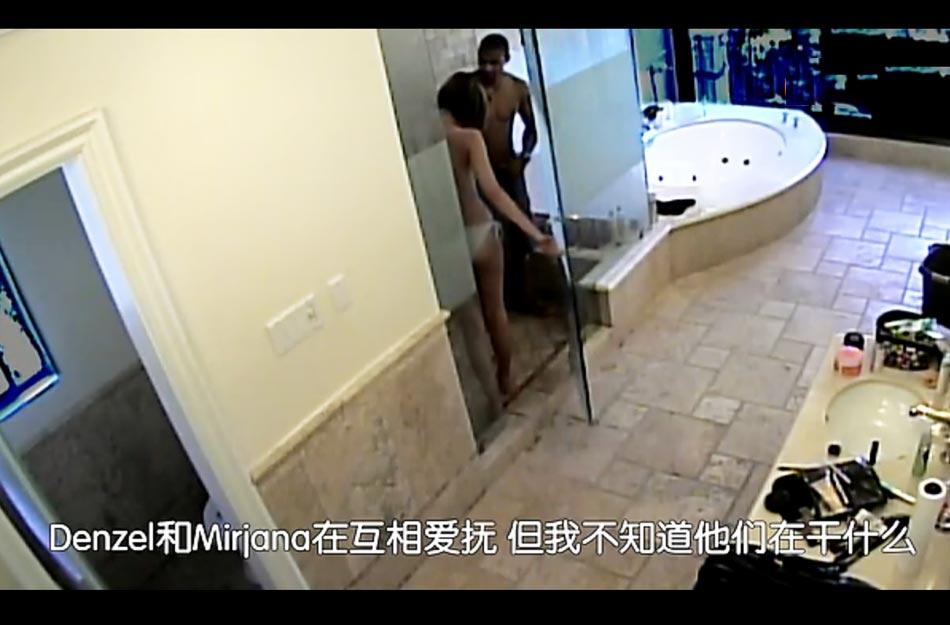 真人秀节目播出男女模特共浴镜头