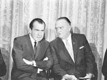 FBI首任局长:6任美国总统梦魇