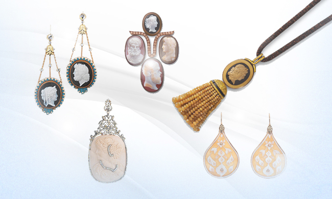 浮雕珠宝再翻身 时尚设计都爱它