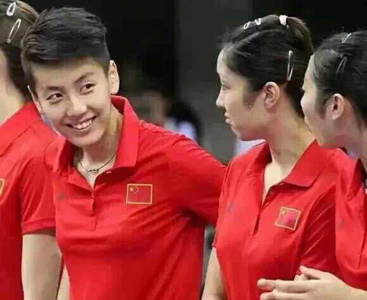 中国女排最帅队员亚运走红 网友 妹纸被你帅哭了 高清图片