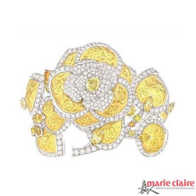 时尚大牌的奢华之路 三大巨头抢滩高级珠宝