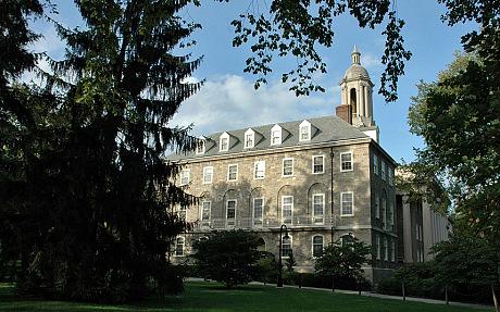 宾夕法尼亚州立大学主校区建筑-美国两大学同一周宣布关闭孔子学院