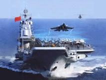 龙归大海:新航母全面超越辽宁号