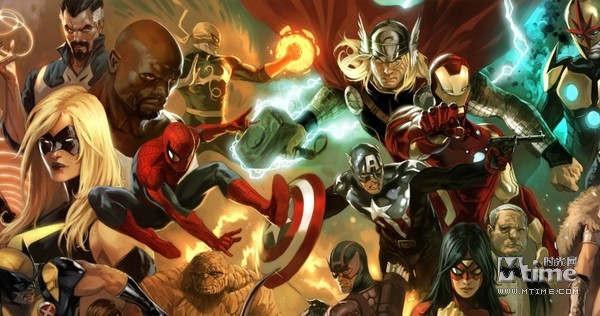 蜘蛛侠有望亮相《复仇者联盟3》 漫威索尼或联合制作