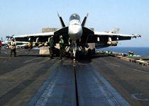 六款战机打击IS F-18打前锋