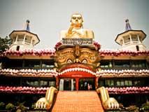 斯里兰卡:天生丽质造就独特文化