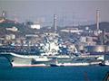 传辽宁舰发生爆炸事故 中国军方用5个字回应