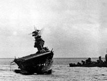 中途岛海战:5分钟断送日本海军