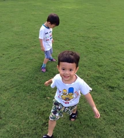 孙俪爱子满3岁 被调侃带邓超上《爸爸3》