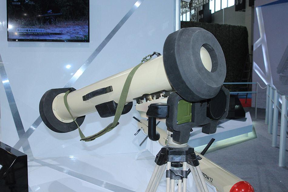 """中国最新红箭12""""发射后不管""""反坦克导弹亮相 - 斩云剑 - 斩云剑的博客"""