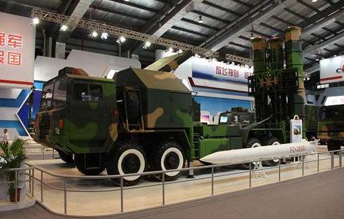 FD2000售多国 中国空天防御更尖端 - 斩云剑 - 斩云剑的博客