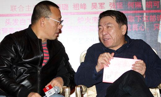 郑晓龙姜文欲重拍《北京人在纽约》