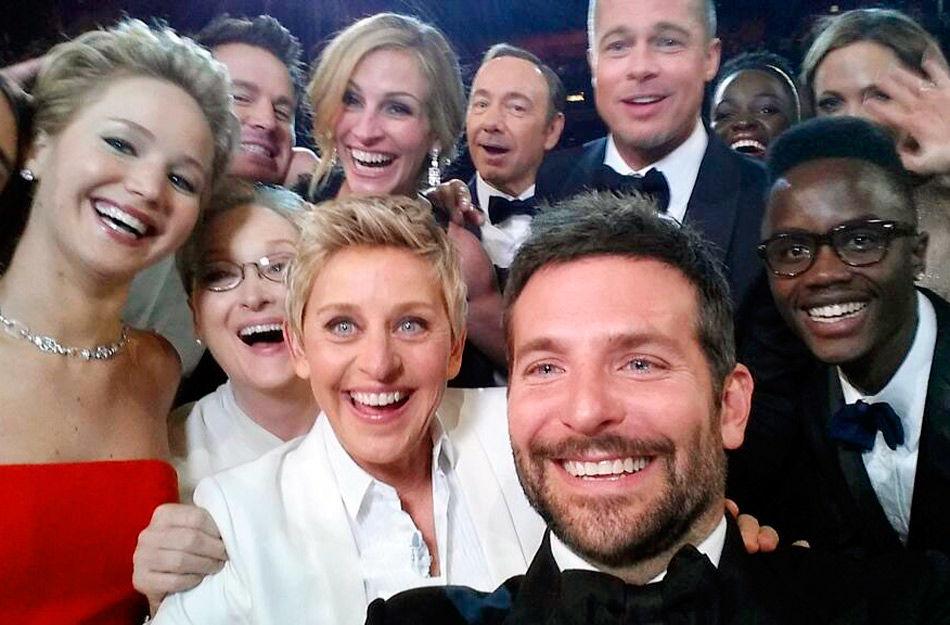 当地时间2014年3月2日,美国洛杉矶,2014年度奥斯卡颁奖典礼上,