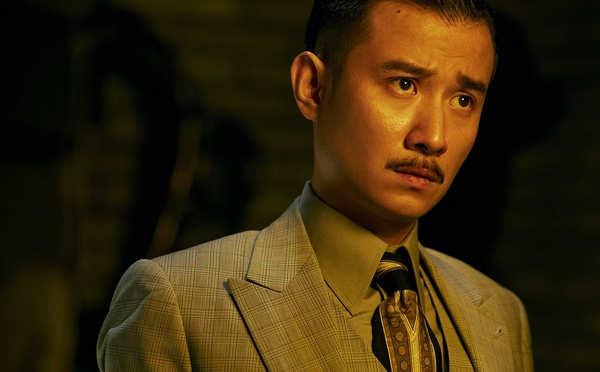"""王志文在片中演绎的""""文明戏""""《枪毙马走日》并不文明"""