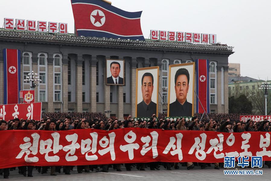 中国记者镜头下的朝鲜 多像我们的过去(组图)