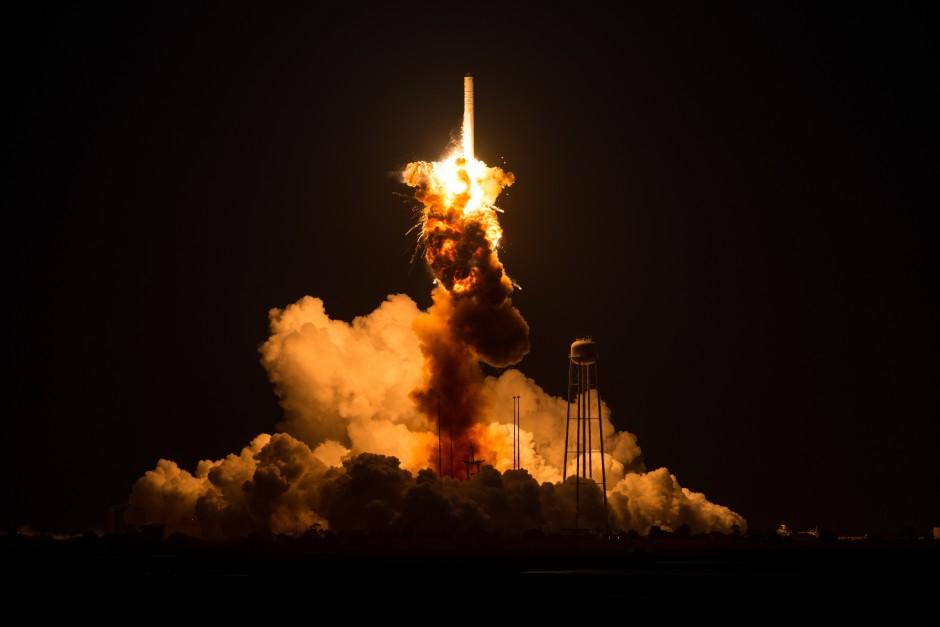 2014年年度最佳太空图片的照片 - 36