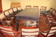 遵义会议的会议室