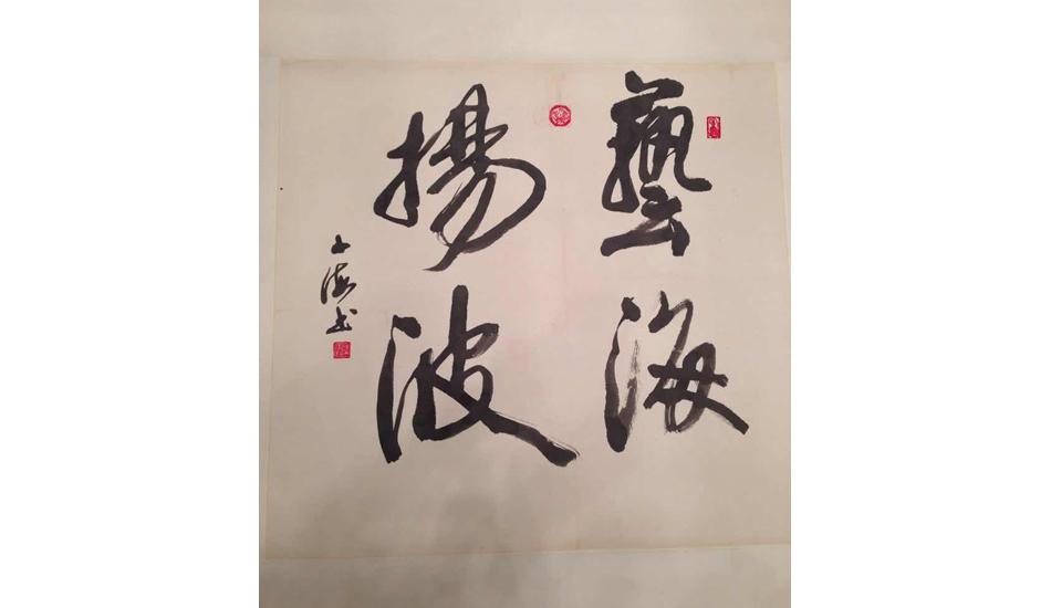 作品名称:艺海杨波