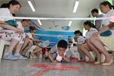 广丰车主和孩子上儿童安全体验课
