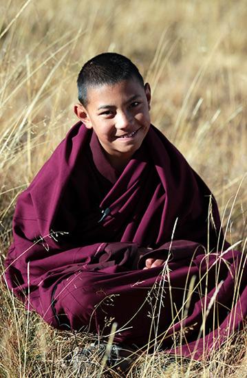 生根慈慧基金会资助藏区青年就学
