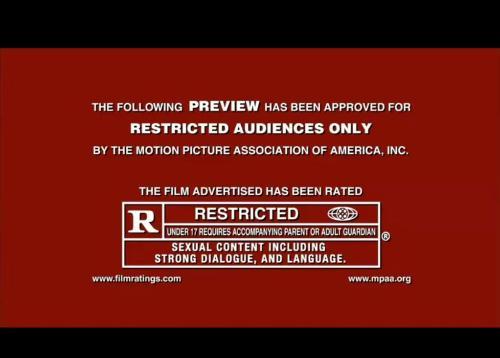 美国影院业主协会颁布新规:预告片不能超过两分钟