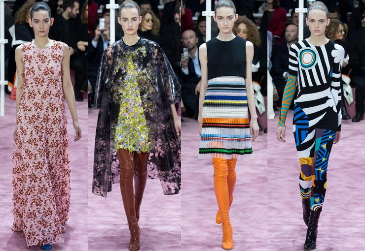 Dior 2015春夏巴黎高订秀