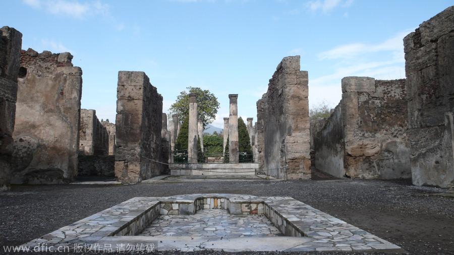 庞贝电影_庞贝末日pompeii电影图片