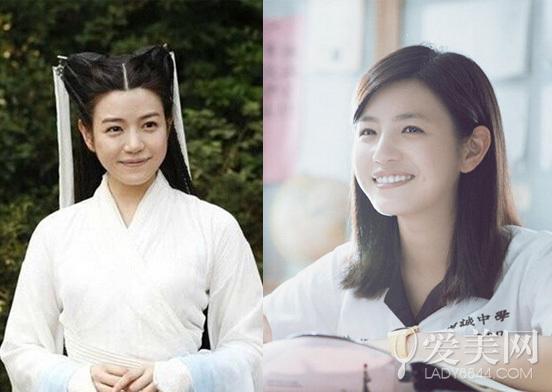 【有意思】陈妍希杨幂刘诗诗 女星各自最美最丑角色对比_凤凰时尚