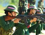 曝越南女兵惊人战斗力:3名女兵阻击解放军一个团