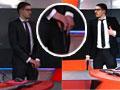 男子持枪闯入荷兰电视台直播间 要求上电视