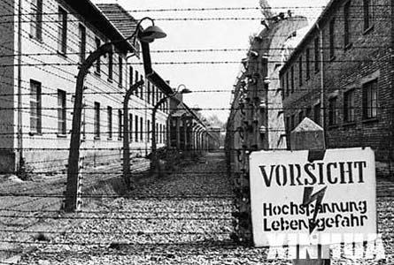 人不知奥斯维辛集中营图片