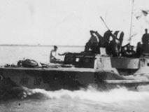 万山海战:解放军四炮艇走丢三艘