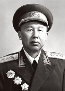 中国最后一个将军
