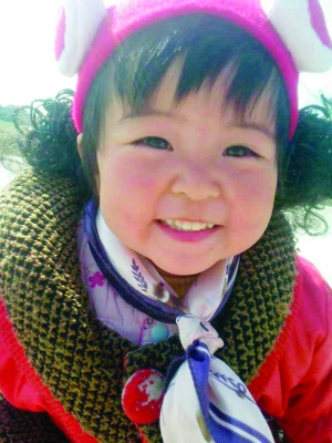3岁女童病危父母吵架出走