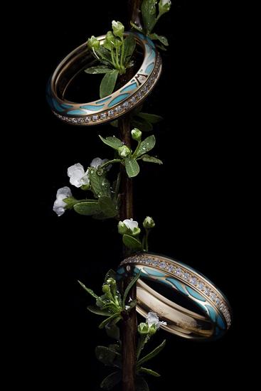 德国珠宝华洛芙wellendorff推出春天主题珠宝