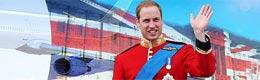 这一行29年:威廉王子访华