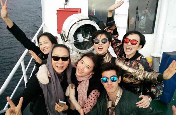花样姐姐成员_从香港家中出发直飞土耳其,赴约神秘的花样姐姐熟女团\