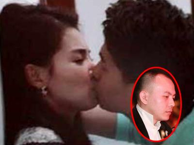 刘涛戏中被马天宇强吻 老公吃醋:轻点嘬