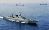 中国海军退出亚丁湾 中东或有大战?