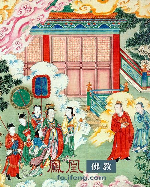 中国佛教祖庭名寺与历史人物